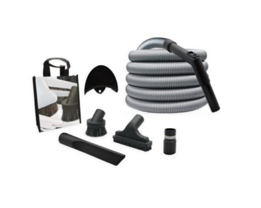 Central Vac Garage Kit