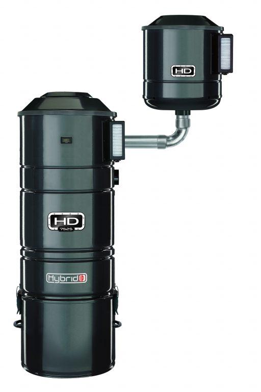 MVAC HD7525 Central Vac