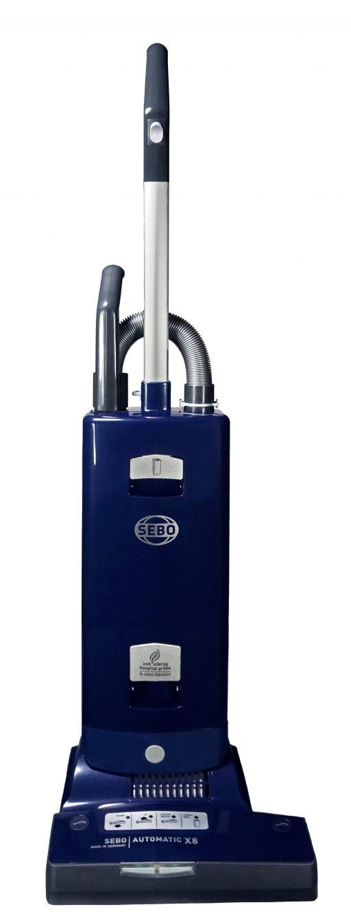 SEBO X8 Automatic Blue