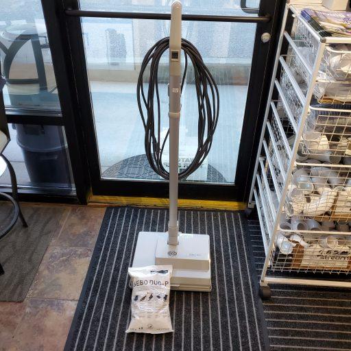 SEBO Duo Upright Vacuum